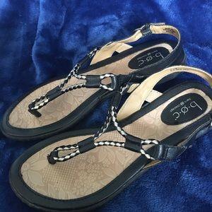 B.O.C Brown Sandals